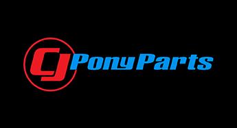 CJ Pony Parts Accelerate Warehouse Productivity