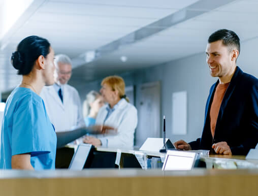 Hospital Visitor Management Systems