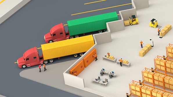 Transport Goods & Services Seamlessly