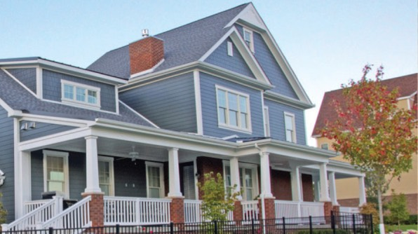 Asset Tracking, Inventory and WIP Solutions for James Hardie