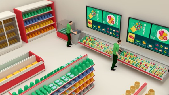Transform the Grocery Store Experience